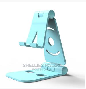 Portable Mini Mobile Phone Holder Foldable Deskstand Holder   Accessories for Mobile Phones & Tablets for sale in Greater Accra, Achimota