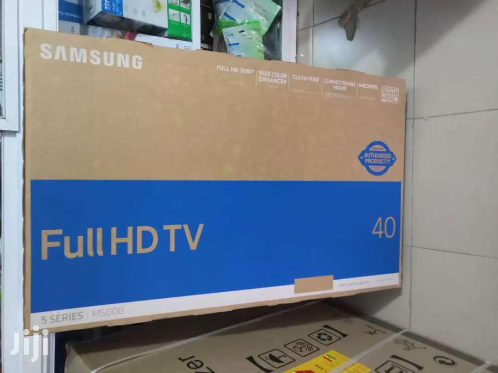 Samsung 40 Inches Satellite Full HD Led Digital Tv | TV & DVD Equipment for sale in Achimota, Greater Accra, Ghana