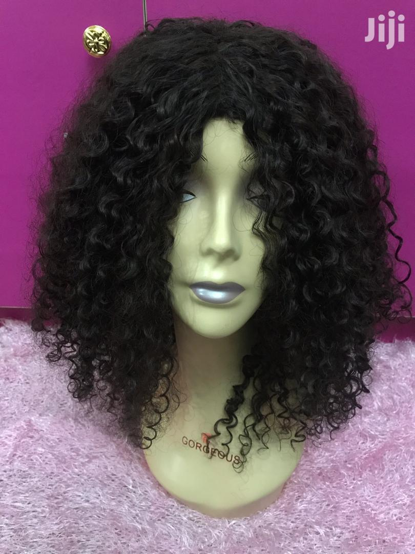 Wig Cap Curly Hair | Hair Beauty for sale in Airport Residential Area, Greater Accra, Ghana