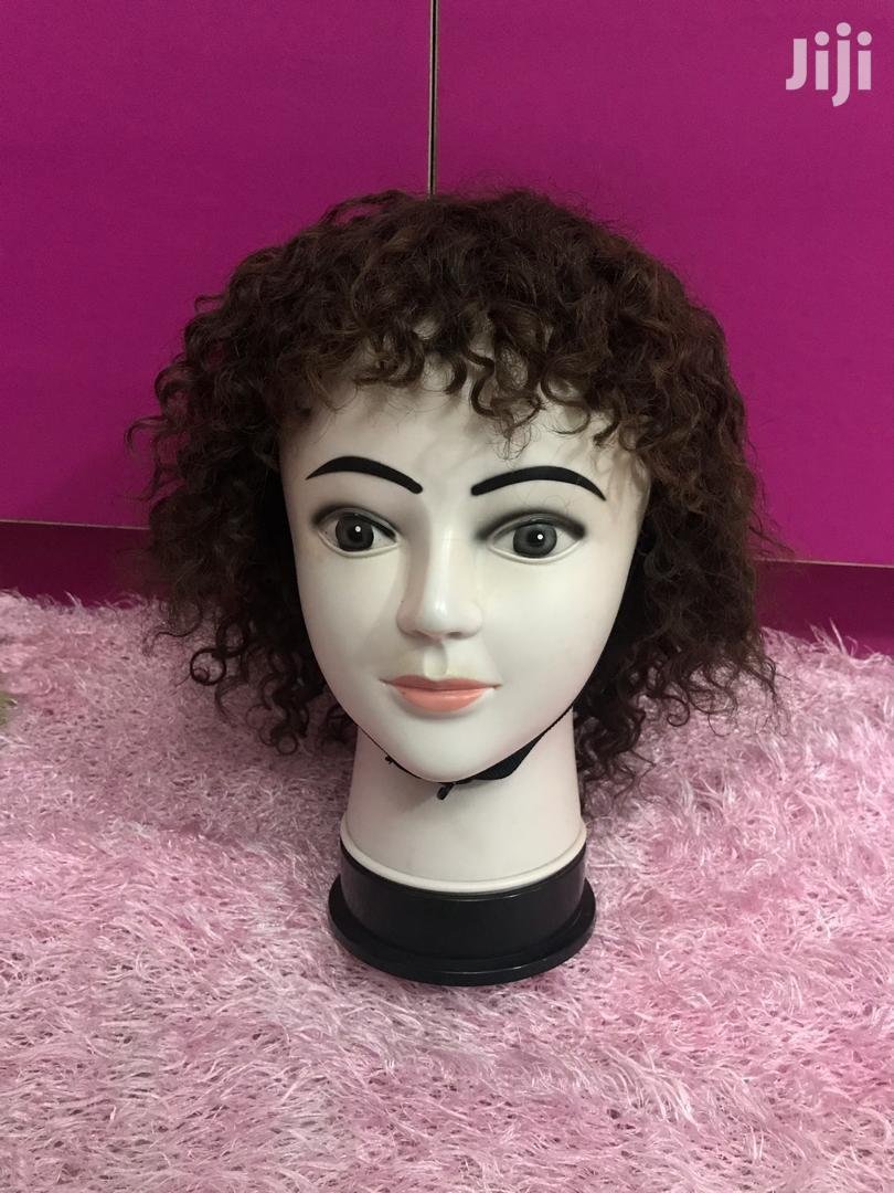 Wig Cap Curly Hair