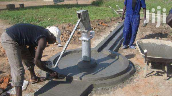 Borehole Drilling | Building & Trades Services for sale in Akuapim South, Eastern Region, Ghana