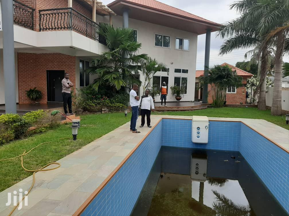 EXC Five BDR With SWIM POOL for Sale at East Legon Around Adjiringano | Houses & Apartments For Sale for sale in East Legon, Greater Accra, Ghana