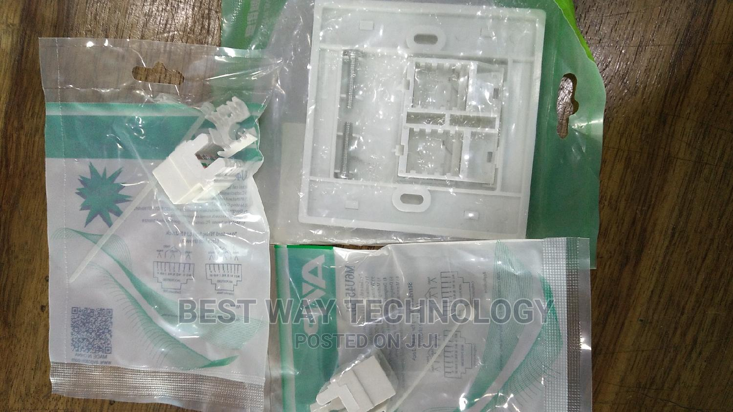 Wall Socket | Accessories & Supplies for Electronics for sale in Achimota, Greater Accra, Ghana