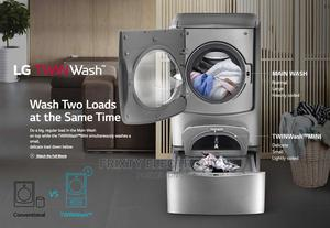 New LG 21kg+ 12kg Wash Two Load W/ LG Twinwash   Home Appliances for sale in Greater Accra, Accra Metropolitan