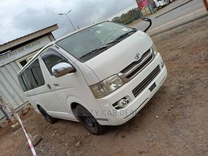 Automatic Toyota Hiace 2011   Buses & Microbuses for sale in Greater Accra, Tema Metropolitan