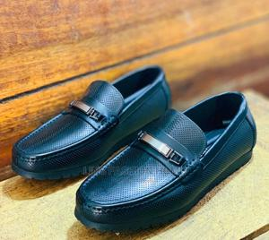 Timberland Black Leather Loafers | Shoes for sale in Greater Accra, Ga West Municipal