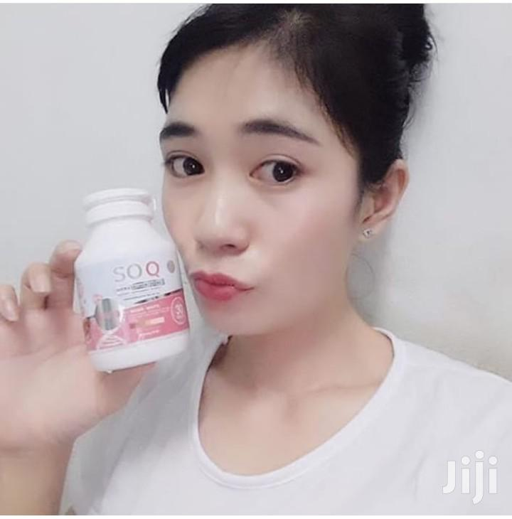 SOQ Gluta Collagen Whitening Pills