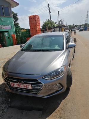 Hyundai Elantra 2016 Gray   Cars for sale in Greater Accra, Bubuashie