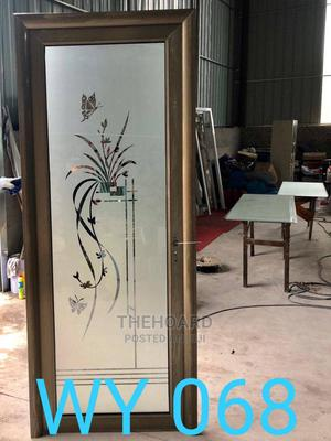 Bathroom Glass Doors   Doors for sale in Greater Accra, Agbogbloshie