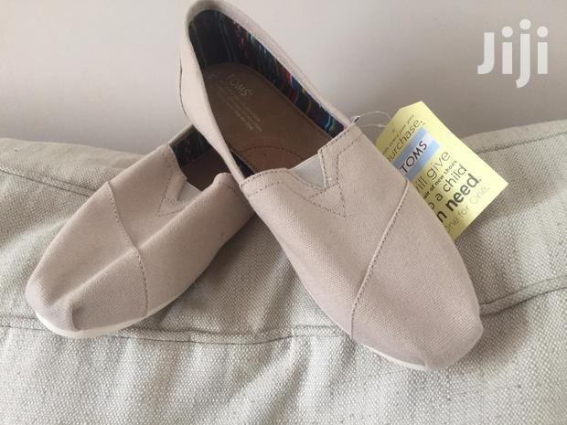 Archive: Original Toms Shoes