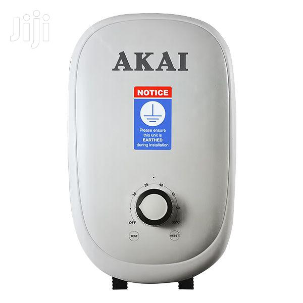 Akai Electric Instant Water Heater With Free Shower Set