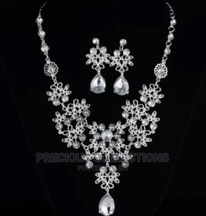 Ladies Necklace and Earrings   Jewelry for sale in Greater Accra, Accra Metropolitan