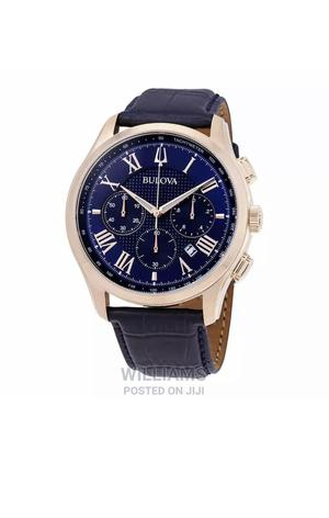 Bulova Men's Quartz Chronograph Gold-Tone Watch | Watches for sale in Greater Accra, Cantonments