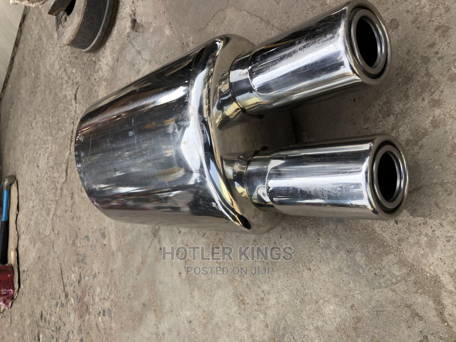 Car Exhaust | Vehicle Parts & Accessories for sale in Alajo, Greater Accra, Ghana