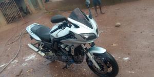 Yamaha FZ 2018 Gray | Motorcycles & Scooters for sale in Ashanti, Kumasi Metropolitan