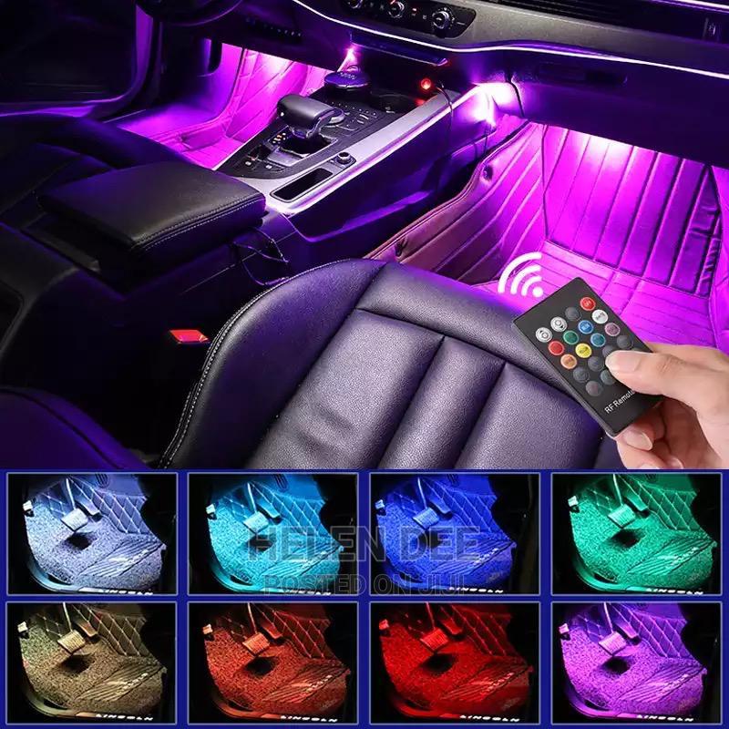 Car Interior LED Foot Decoration Light