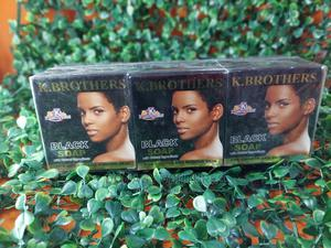 K Brothers Black Soap | Bath & Body for sale in Greater Accra, Tema Metropolitan
