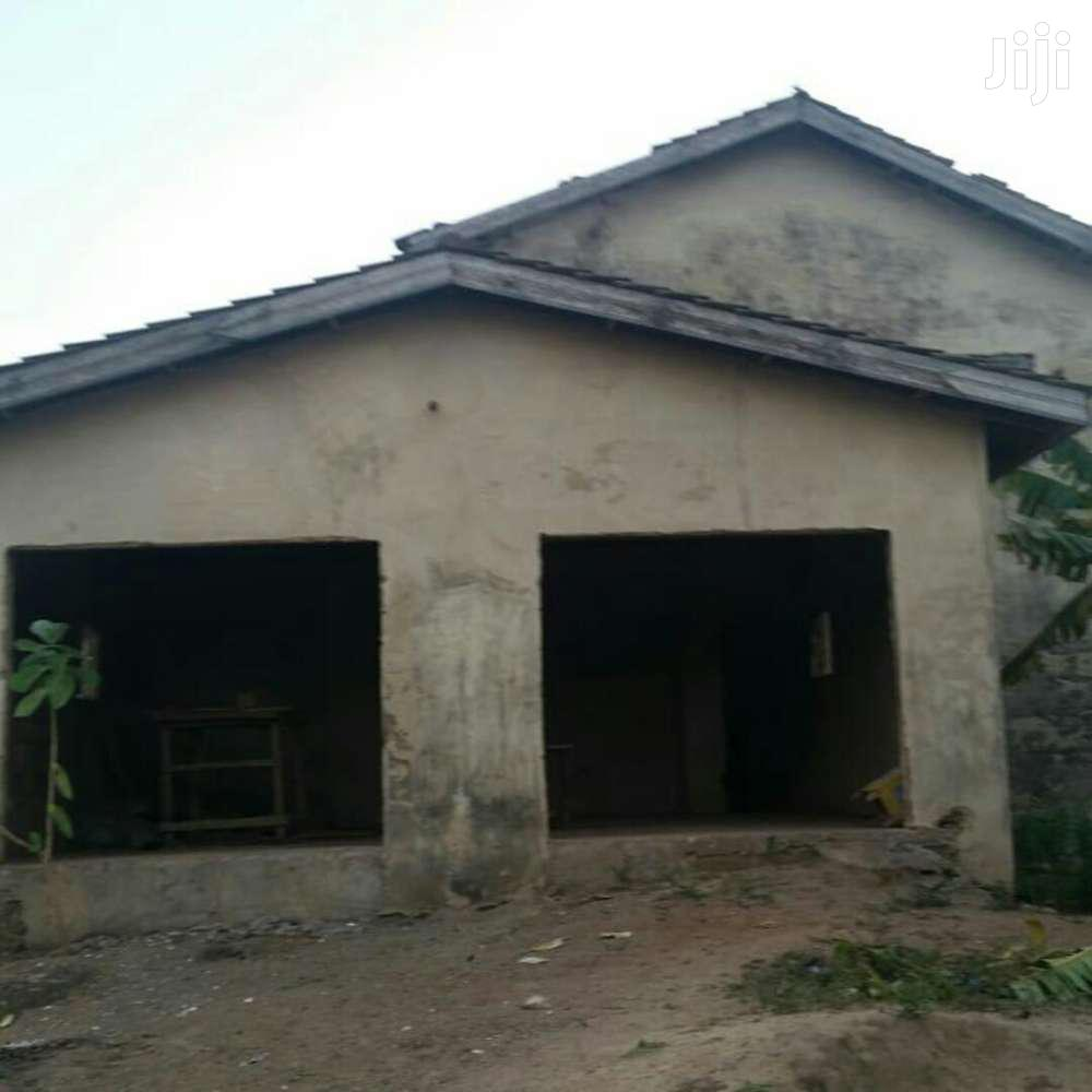 5 Bed Uncompleted In Agbogba | Houses & Apartments For Sale for sale in Ga East Municipal, Greater Accra, Ghana