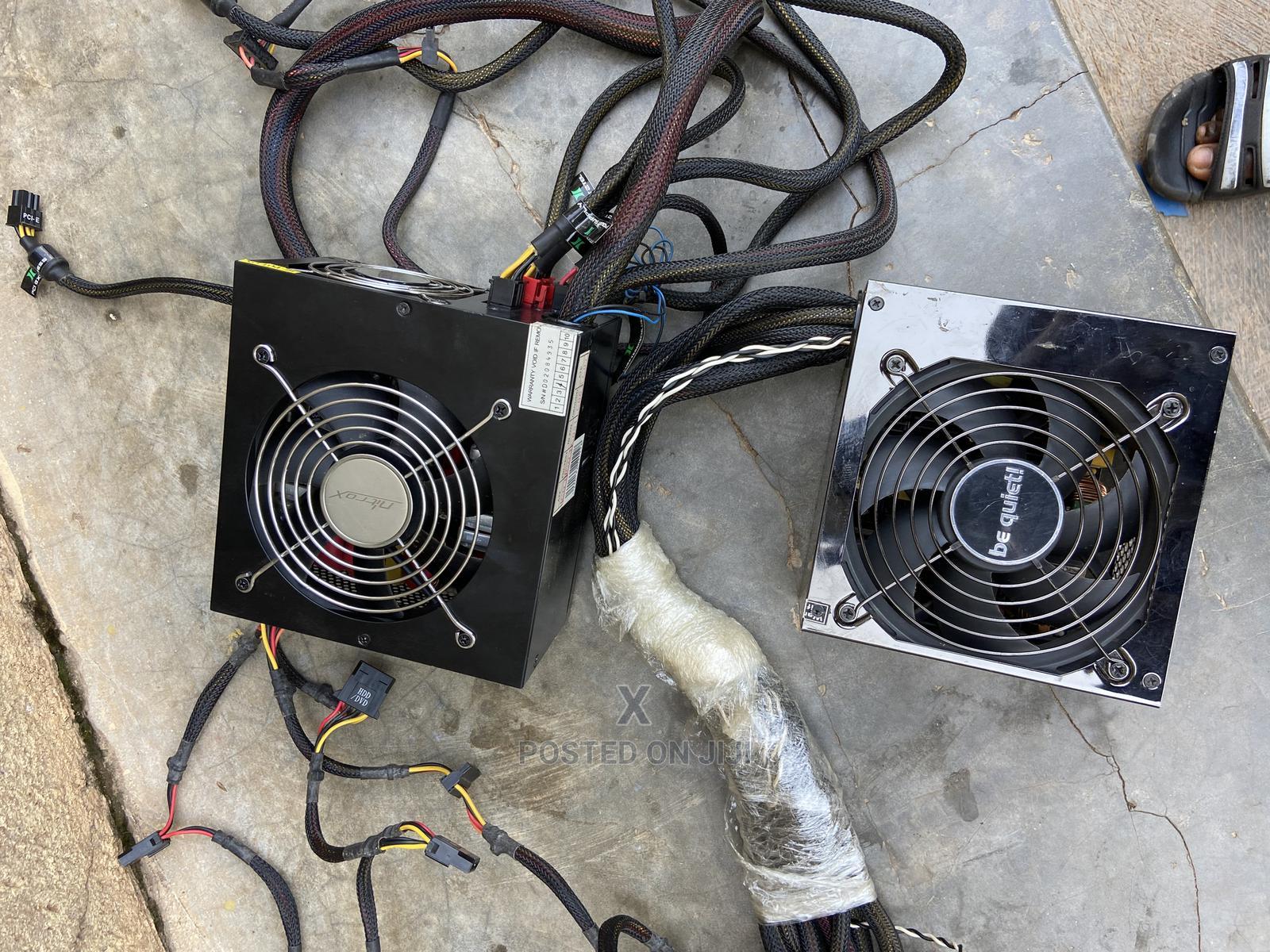 Nitro X Power Supply   Computer Hardware for sale in Kumasi Metropolitan, Ashanti, Ghana