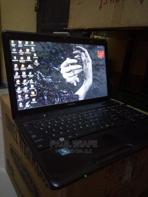 Laptop Toshiba Satellite C665 4GB Intel Pentium HDD 320GB | Laptops & Computers for sale in Central Region, Gomoa West