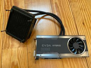 Evga Geforce GTX 1070 8GB Hybrid (Watercooled) | Computer Hardware for sale in Greater Accra, Odorkor