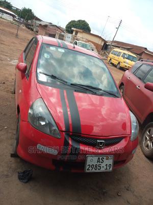 Honda Jazz 2009 1.4 LX Red | Cars for sale in Ashanti, Kumasi Metropolitan
