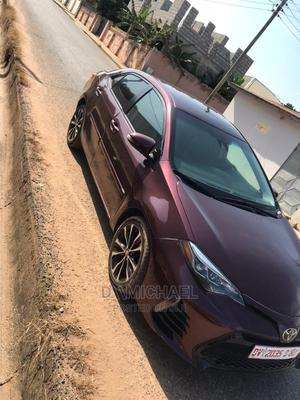Toyota Corolla 2017 Red | Cars for sale in Greater Accra, Accra Metropolitan