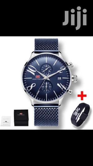 Classic Men Mini Focus Luxury Watch