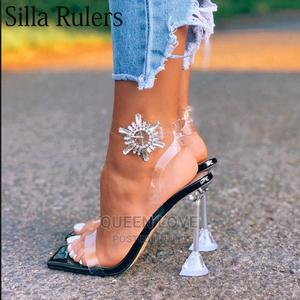 Classy Transparent Heels   Shoes for sale in Ashanti, Atwima Kwanwoma