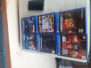 Used Ps4 Cds Available 180gh for One | Video Games for sale in Greater Accra, Accra Metropolitan