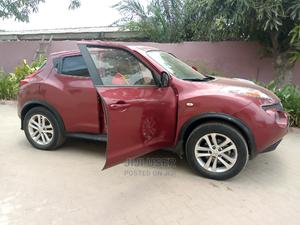 Nissan Juke 2011 SV AWD Red | Cars for sale in Greater Accra, Dansoman