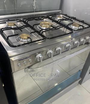 Auto Ignition Nasco 5 Burner (Oven+Grill) Gas Cooker   Kitchen Appliances for sale in Greater Accra, Accra Metropolitan