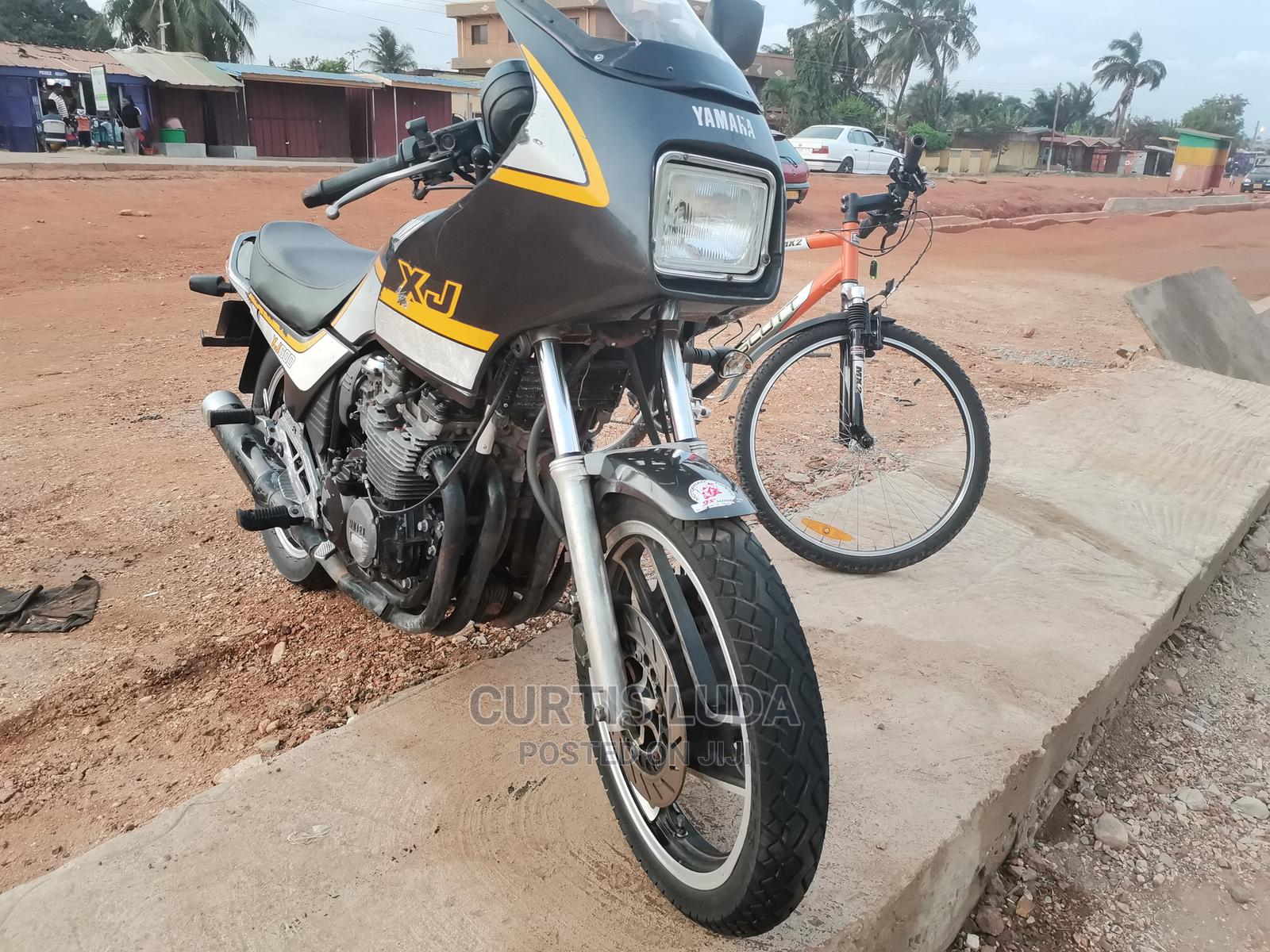 Yamaha R6 2005 Gray   Motorcycles & Scooters for sale in Teshie, Greater Accra, Ghana