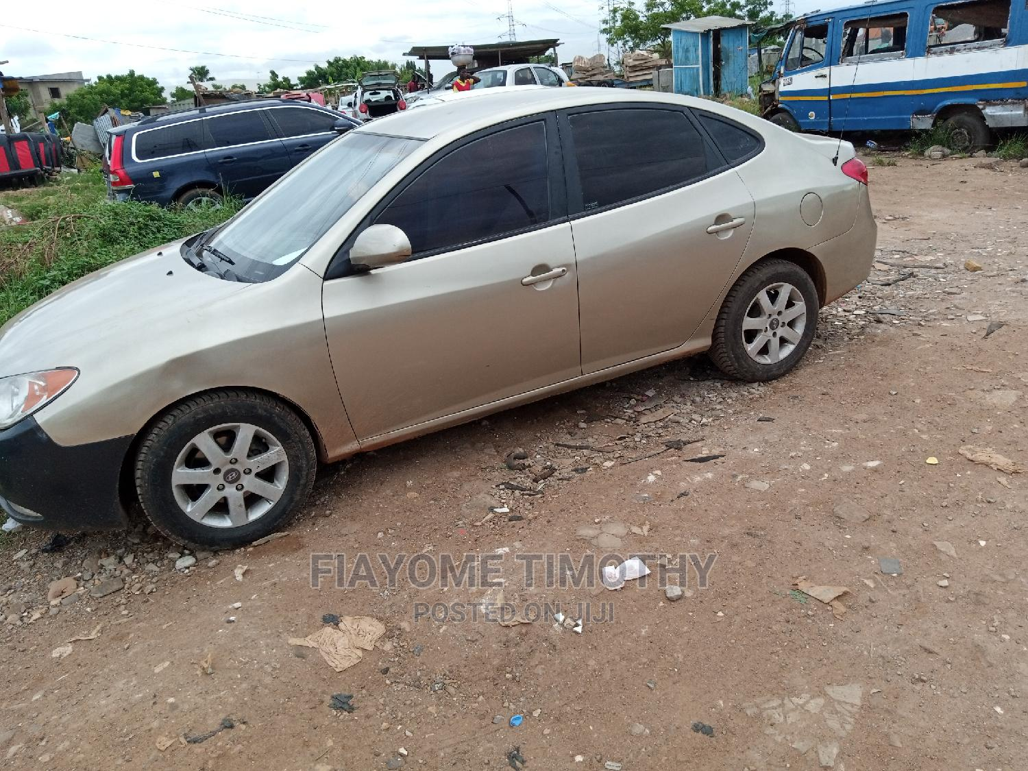 Hyundai Elantra 2010 SE Gold | Cars for sale in East Legon, Greater Accra, Ghana