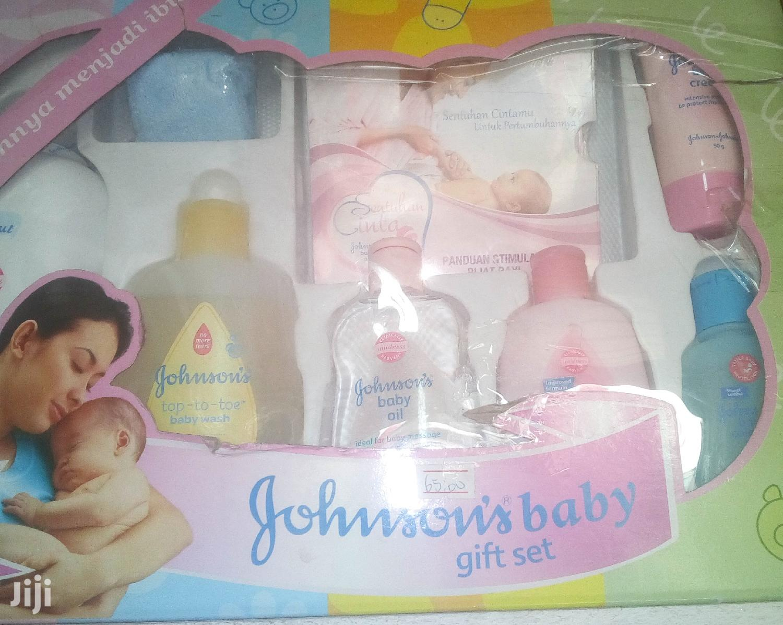 Johnson's Baby Gift Box