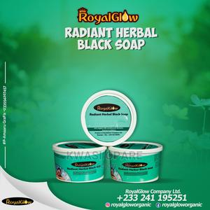Royal Glow Radiant Black Soap | Bath & Body for sale in Greater Accra, East Legon