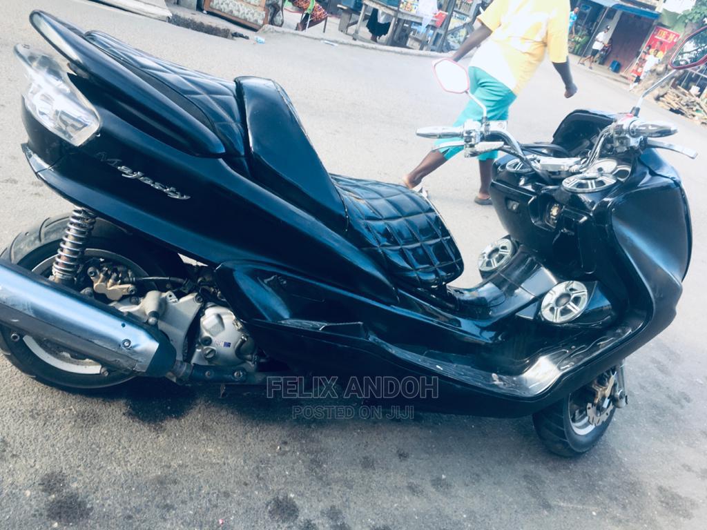 Yamaha Majesty 2018 Black | Motorcycles & Scooters for sale in Shama Ahanta East Metropolitan, Western Region, Ghana