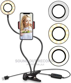 3colours Durable Ring Light Phone Holder   Accessories for Mobile Phones & Tablets for sale in Greater Accra, Kwashieman