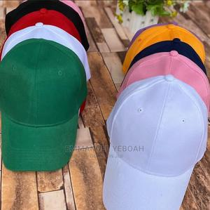 Plain Face Caps   Clothing Accessories for sale in Greater Accra, Accra Metropolitan