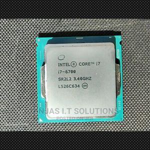 Intel Core I7-6700 Processor   Computer Hardware for sale in Greater Accra, Agbogbloshie