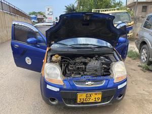 Chevrolet Matiz 2007 1.0 S Blue | Cars for sale in Greater Accra, Alajo