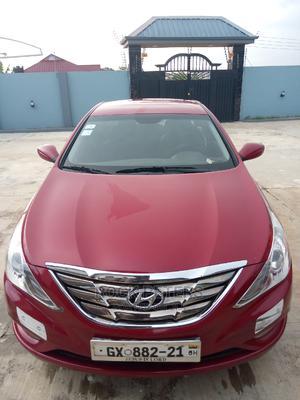 Hyundai Sonata 2010 GLS PZEV Red | Cars for sale in Central Region, Awutu Senya East Municipal