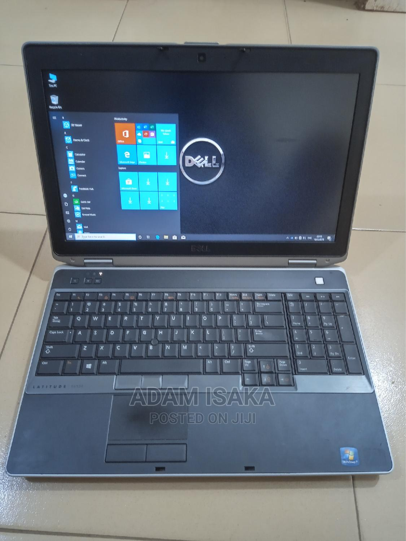 Laptop Dell Latitude E6530 4GB Intel Core I5 HDD 500GB