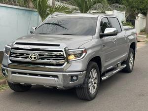 Toyota Tundra 2016 Silver | Cars for sale in Greater Accra, Achimota