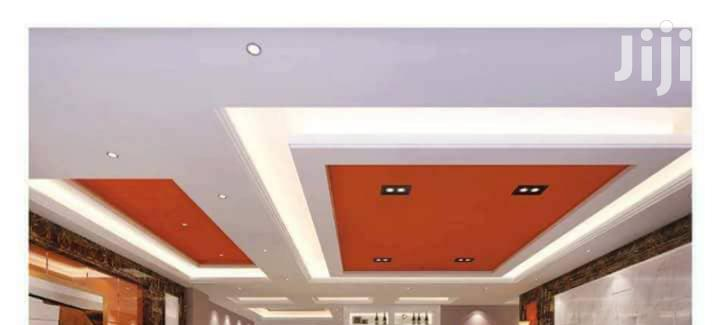 Archive: Plasterboard Ceilings And Partitions