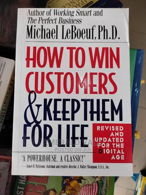 How to Win Customers and Keep Them for Life | Books & Games for sale in Greater Accra, Airport Residential Area