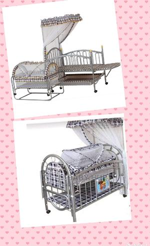 2 in 1 Baby Cot 0 to 4years | Children's Furniture for sale in Greater Accra, Tema Metropolitan