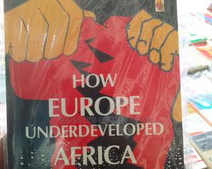 How Europe Underdeveloped Africa   Books & Games for sale in Ashanti, Kumasi Metropolitan