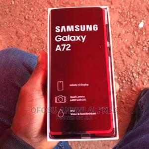 Samsung Galaxy A72 5G 128 GB Black | Mobile Phones for sale in Ashanti, Atwima Kwanwoma