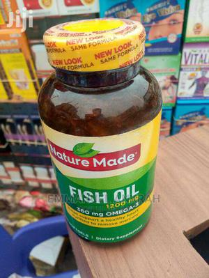 Fish Oil /Omega 3 | Vitamins & Supplements for sale in Greater Accra, Adabraka